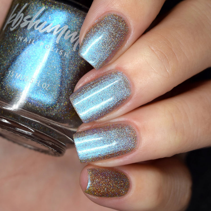 KBShimmer - Everyday I'm Shovelin'