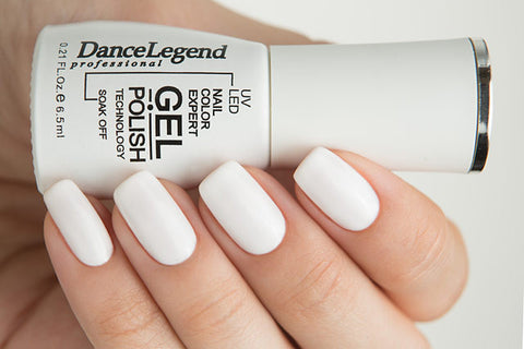 Dance Legend Gel Polish - 011 White Light