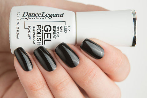 Dance Legend Gel Polish - 031 Truly Black