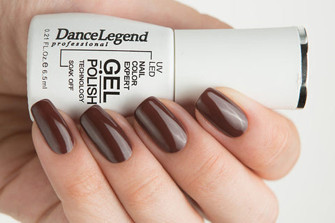 Dance Legend Gel Polish - 037 Choco