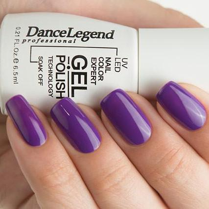 Dance Legend Gel Polish - 040 Purple Pills