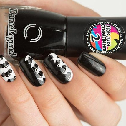 Dance Legend - Stamping - 02 Black