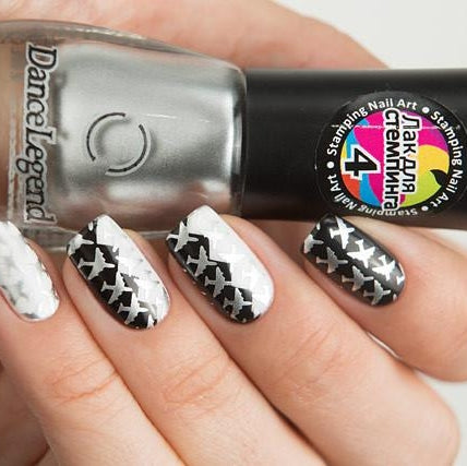 Dance Legend - Stamping - 04 Silver