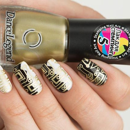 Dance Legend - Stamping - 05 Gold