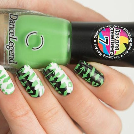 Dance Legend - Stamping - 07 Green