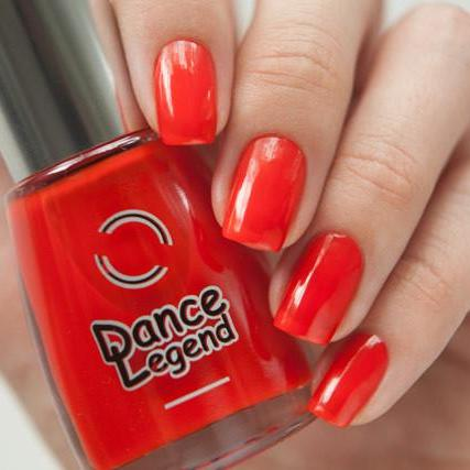 Dance Legend - Enamel Glass - 1049