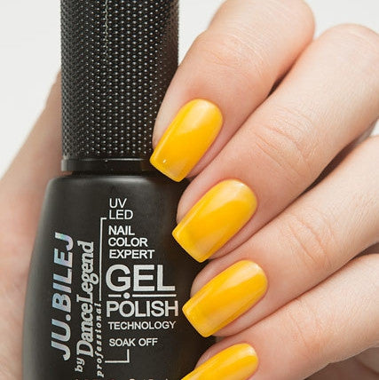 Ju.Bilej by Dance Legend - Gel Polish B05 Yellow