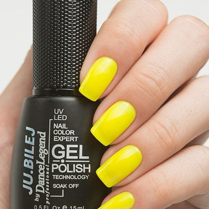 Ju.Bilej by Dance Legend - Gel Polish B06 Lemon