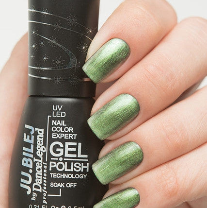 Ju.Bilej by Dance Legend - Gel Polish E04 Oyster