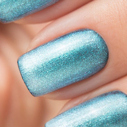 Ju.Bilej by Dance Legend - Gel Polish E06 Turquoise Shine