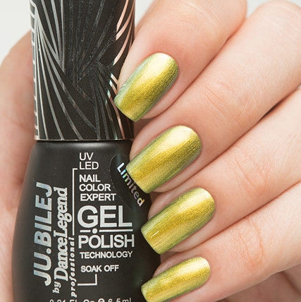 Ju.Bilej by Dance Legend - Gel Polish M11 Treasure Magic
