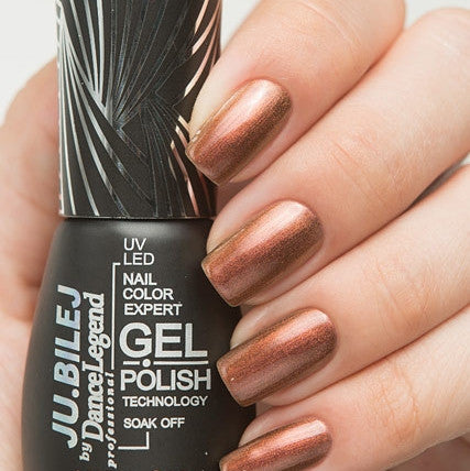 Ju.Bilej by Dance Legend - Gel Polish M03 Terra Magic