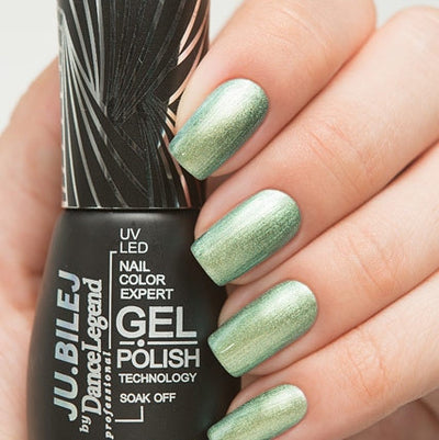 Ju.Bilej by Dance Legend - Gel Polish M05 Forest Magic