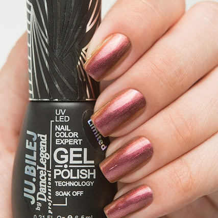 Ju.Bilej by Dance Legend - Gel Polish M09 Rock Magic