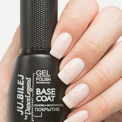Ju.Bilej by Dance Legend - Milk Gel Base Coat