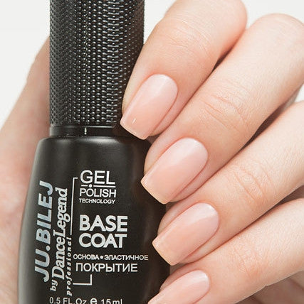 Ju.Bilej by Dance Legend - Nude Cool Gel Base Coat
