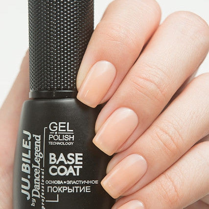 Ju.Bilej by Dance Legend - Nude Warm Gel Base Coat
