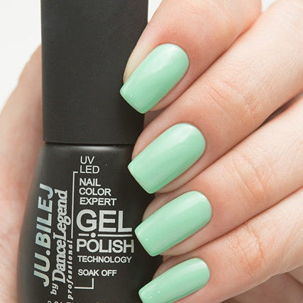 Ju.Bilej by Dance Legend - Gel Polish S10 Irish Green