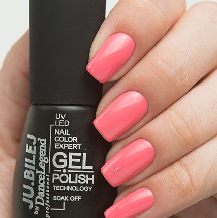Ju.Bilej by Dance Legend - Gel Polish S05 Peony