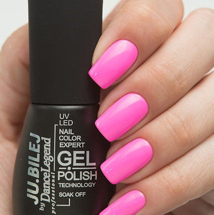 Ju.Bilej by Dance Legend - Gel Polish S06 Rose