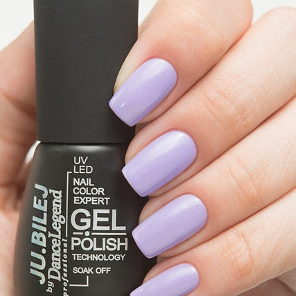 Ju.Bilej by Dance Legend - Gel Polish S07 Lavender