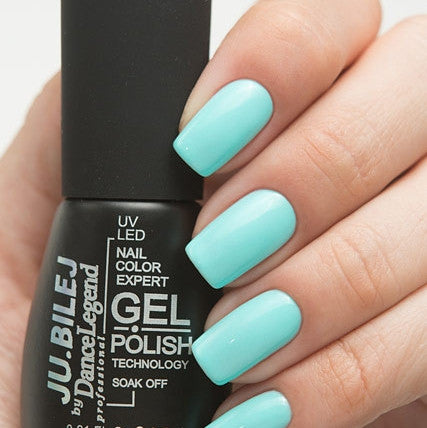 Ju.Bilej by Dance Legend - Gel Polish S09 Lagoon