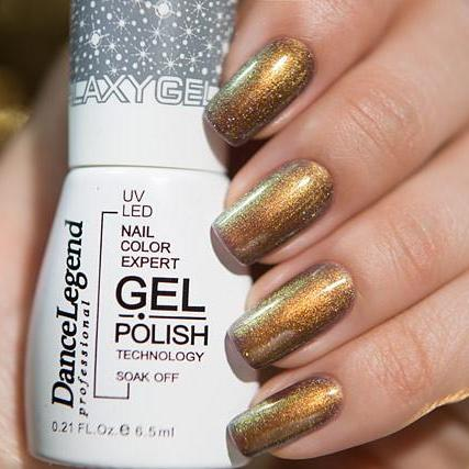 Dance Legend Gel Polish - LE 15 - Protuberance