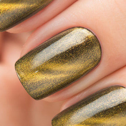 Dance Legend - Top Magnetic Gold - magnetic top coat