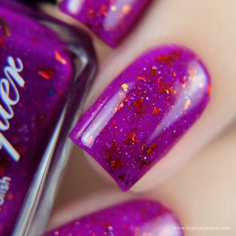 Cadillacquer - Dancing Fuchsia - Store Exclusive