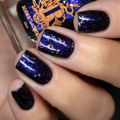 Rogue Lacquer - Dark Hearts and Dark Skies