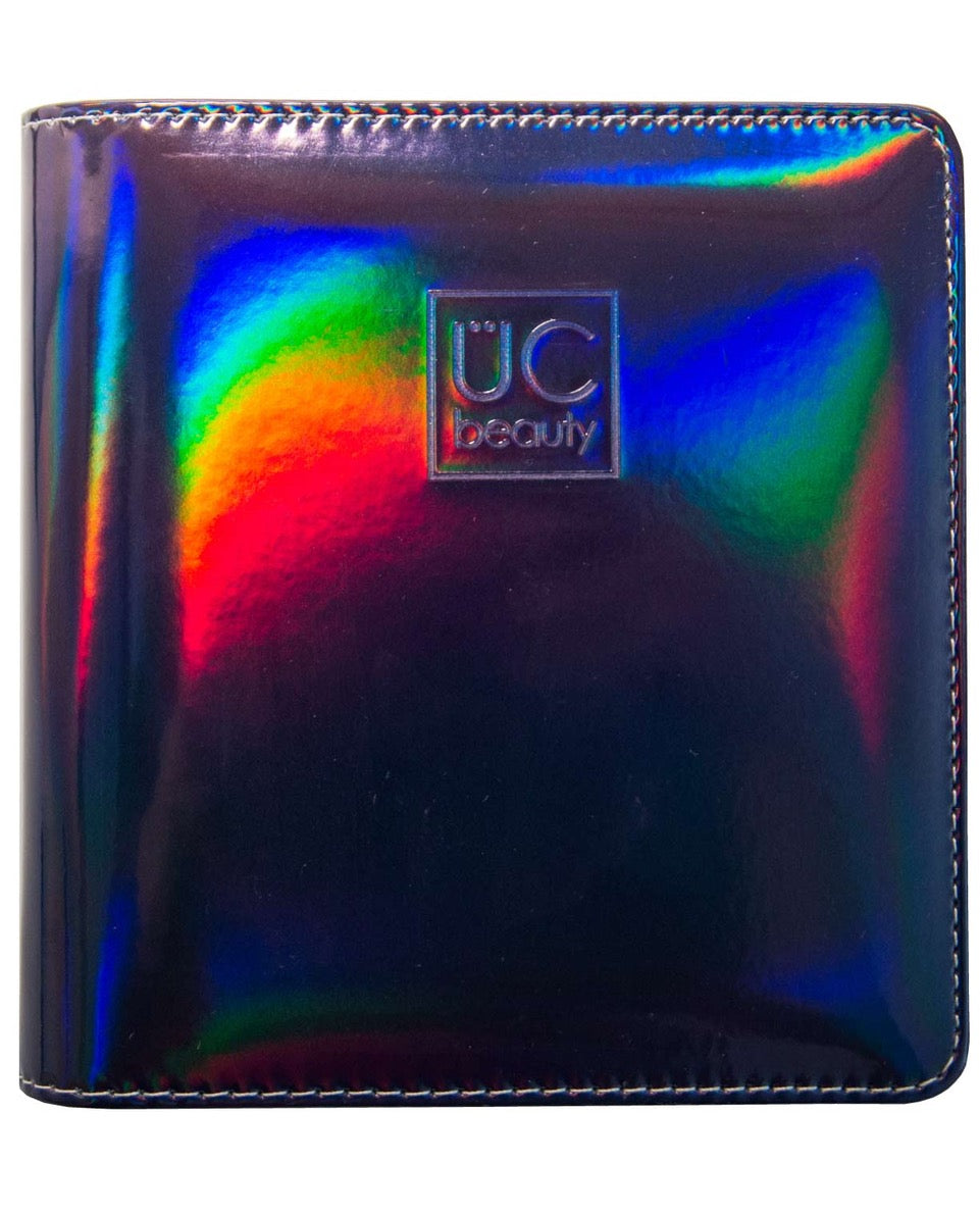 UberChic Stamping Plate Storage Binder - Holographic Dark