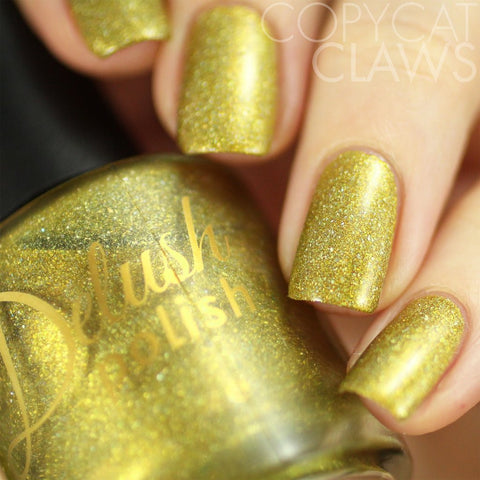 Delush Polish - Double Glam-my