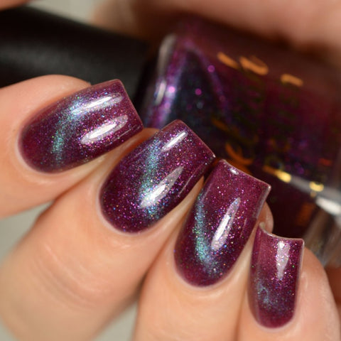 Delush Polish - Fatal Attraction (Magnetic)