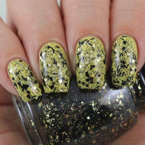 China Glaze - Happily Never After - Do You, Boo!