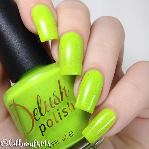 Delush Polish - Don't Get It Citrus