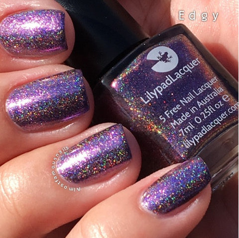 Lilypad Lacquer - Edgy