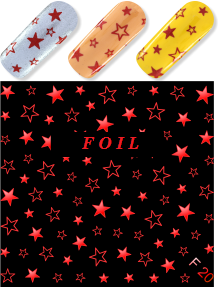 MILV water decals - F20 (stars) red