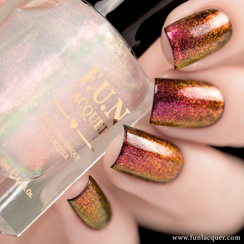 F.U.N Lacquer - Unicorn Blood
