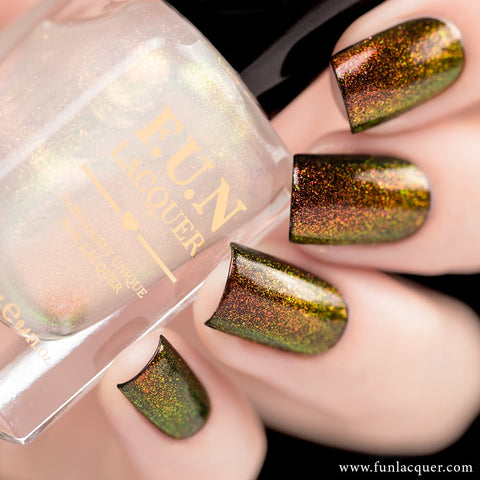 F.U.N Lacquer - Unicorn Nails