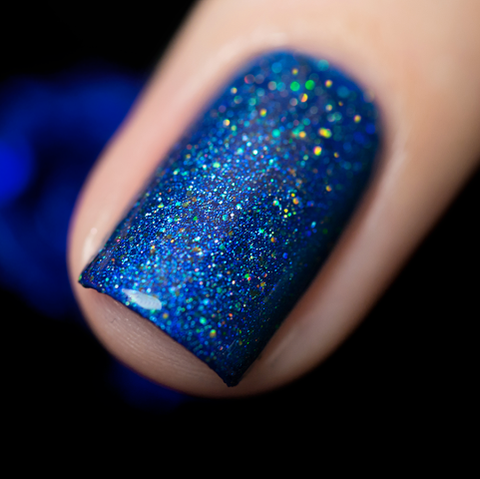 F.U.N Lacquer - Blue Tears (discontinued)