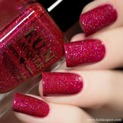 F.U.N Lacquer - Just Dance