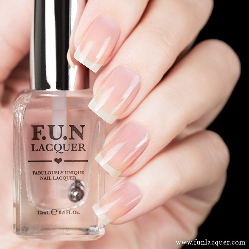 F.U.N Lacquer - Double Use 2 in 1 Base & Top Coat