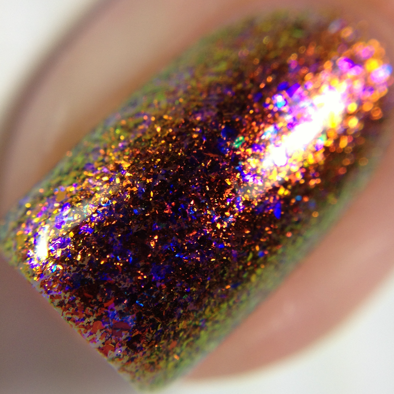 Tonic Polish - Facet-nating