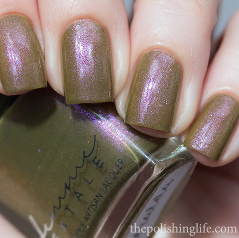 Femme Fatale Cosmetics - Enchanted Fables - Emeralda