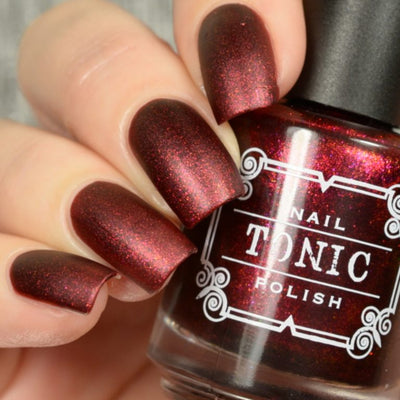 *PRE-SALE* Tonic Polish - Fireside (matte)*