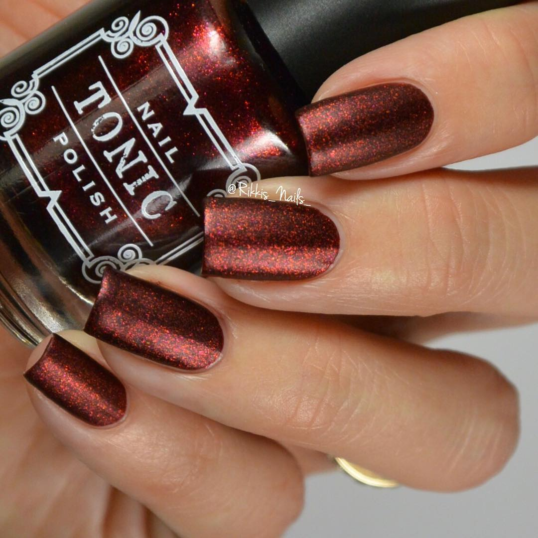 Tonic Polish - Fireside (matte)