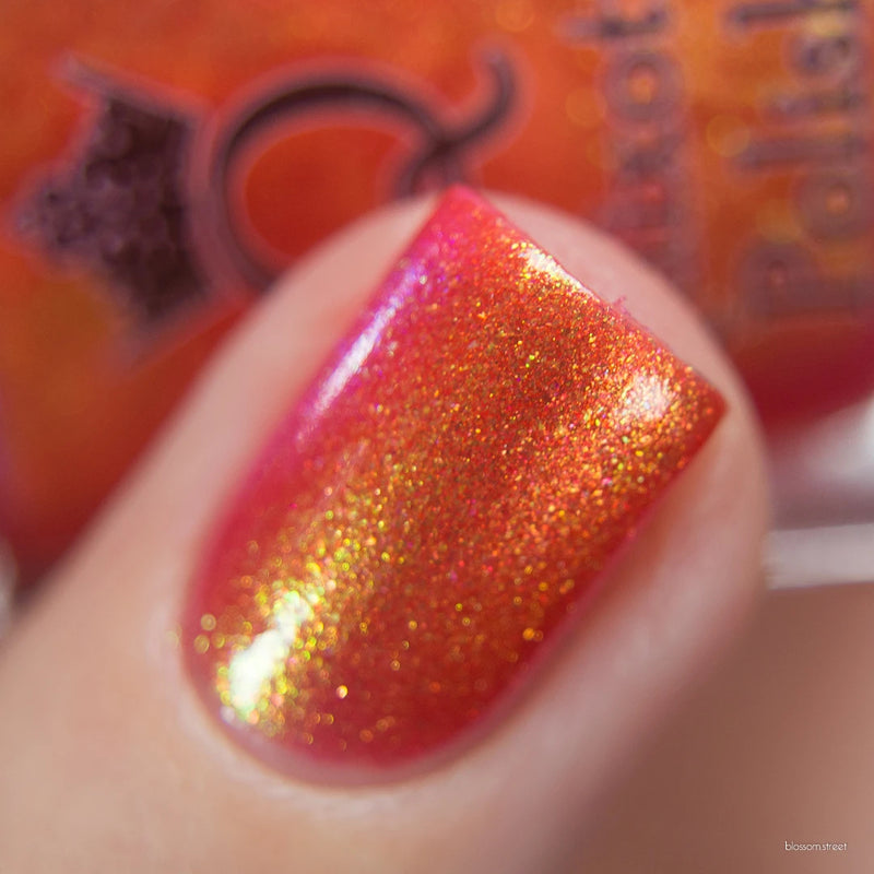 *PRE-SALE* Quixotic Polish - Firewalk