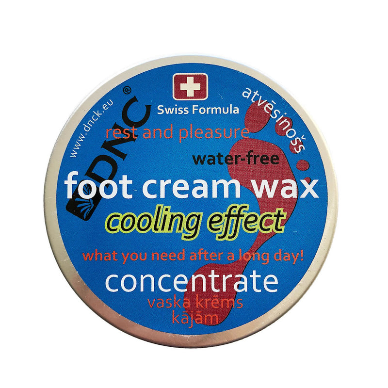 DNC Concentrated Foot Wax Cream, Cooling