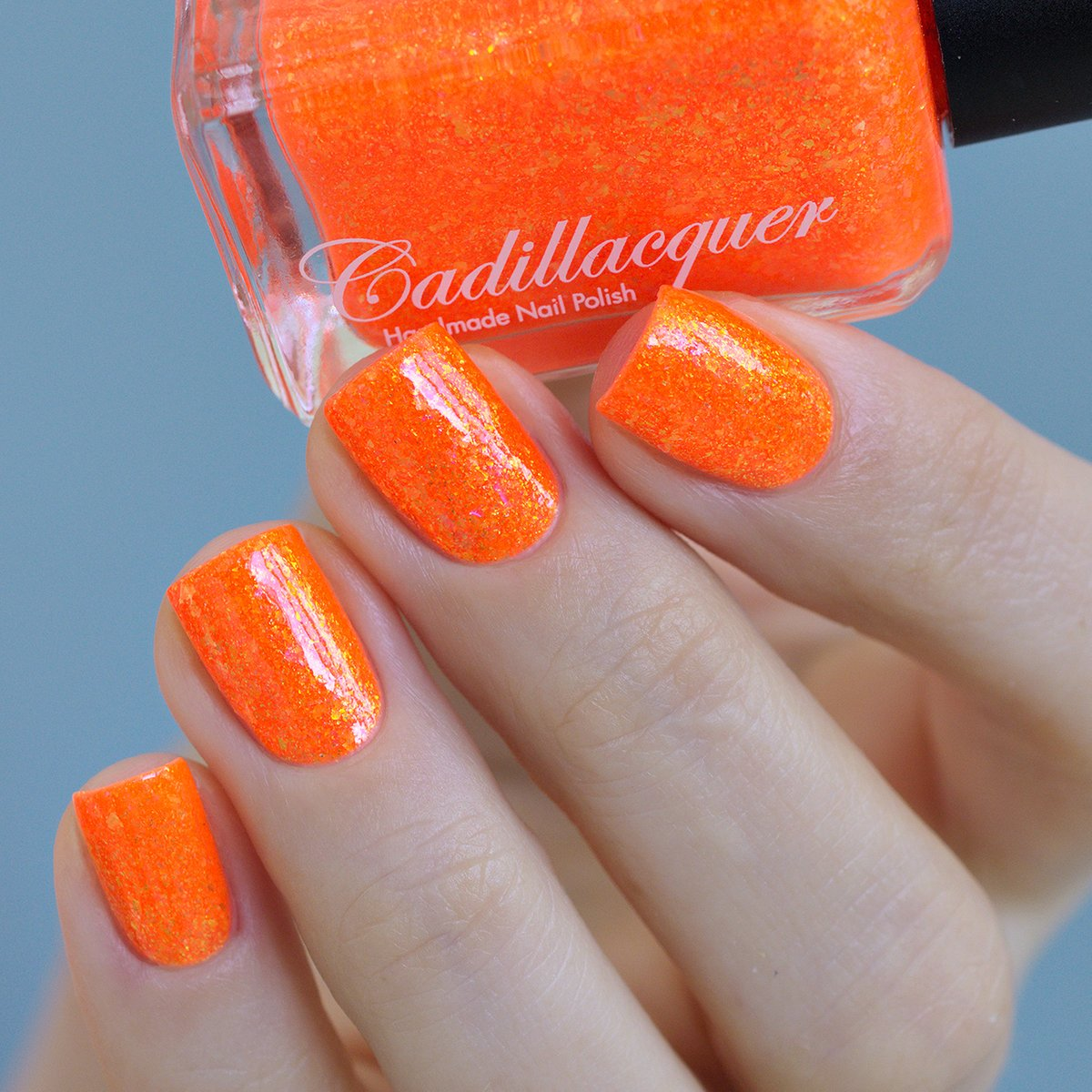 Cadillacquer - Summer Flakies - Sunshine