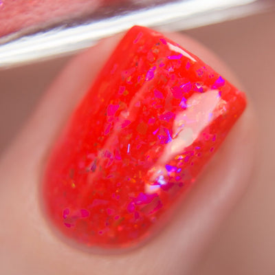 Cadillacquer - Summer Flakies - Don't Quit